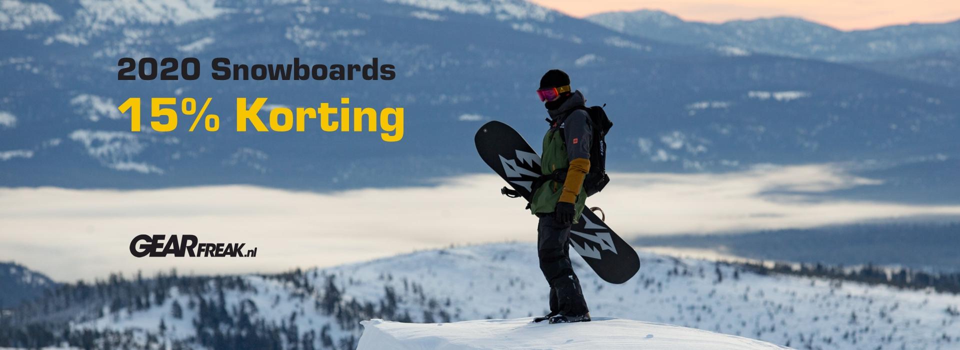 Snowboard 15%