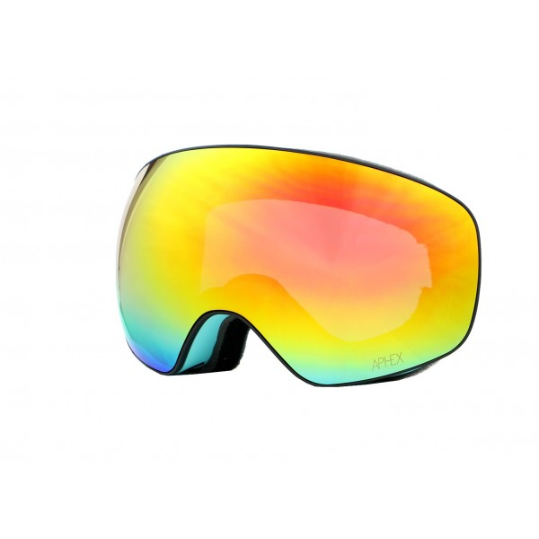 Aphex Explorer Matte Blue - Revo Red & Spare Lens