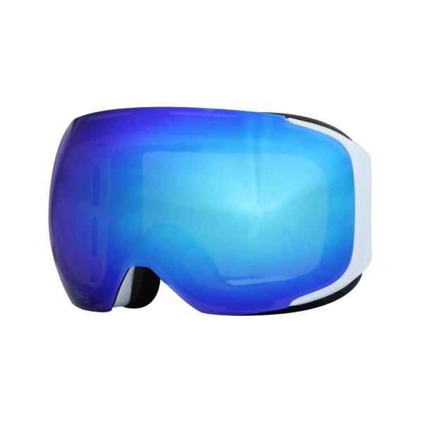 Aphex Kepler White - Revo Blue & Spare Lens -Goggles - Kepler White - Revo Blue & Spare Lens - Aphex