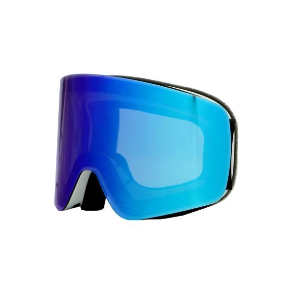 Aphex Oxia White - Revo Blue & Spare Lens -Goggles - Oxia White - Revo Blue & Spare Lens - Aphex