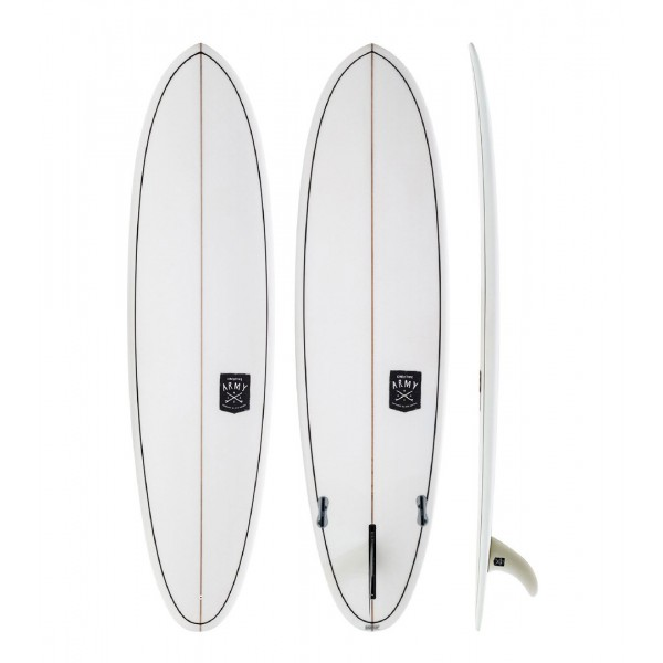Creative Army Huevo SLX -Surfboards - Huevo SLX - Creative Army