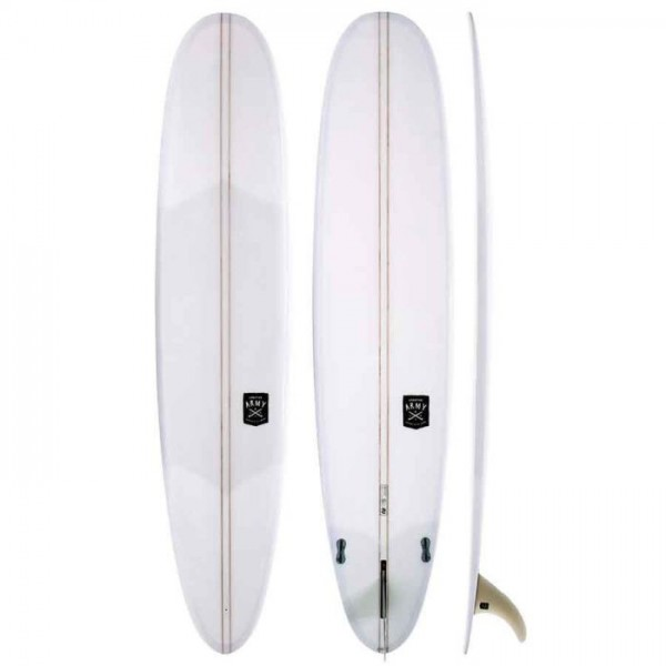 Creative Army Five Sugars PU Clr Double Stringer -Surfboards - Five Sugars PU Clr Double Stringer - Creative Army