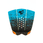 Creatures of Leisure Griffin Colapinto Tail Pad Cyan Fade Orange