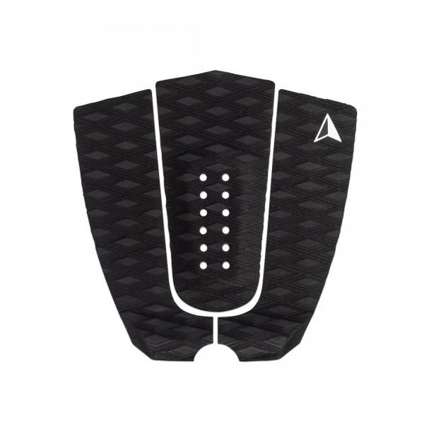 Roam 3 Piece+ Tail Pad Black -Traction Pads - 3 Piece+ Tail Pad Black - Roam
