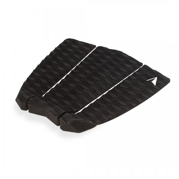 Roam 3 Piece Tail Pad Black -Traction Pads - 3 Piece Tail Pad Black - Roam