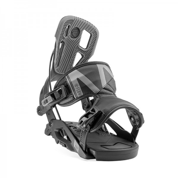 Flow Fuse Black 2020 -Snowboardbindingen - Fuse Black Snowboard Binding 2020 - Flow