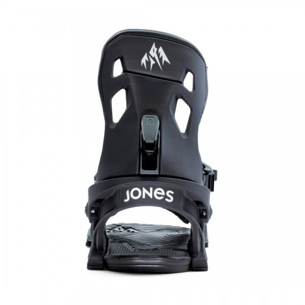 Jones Mercury Black 2020 -Snowboardbindingen - Mercury Black Snowboard Binding 2020 - Jones