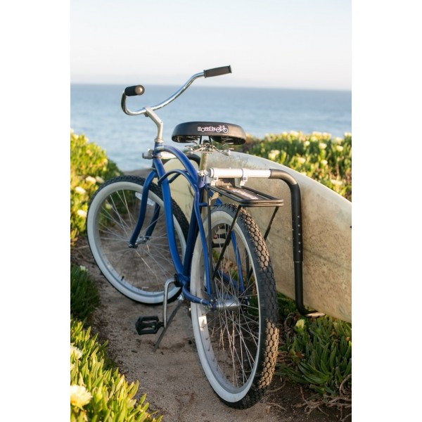 Moved By Bikes  – Longboard Rack -Auto & Reis Accessoires - Longboard Rack - Moved By Bike