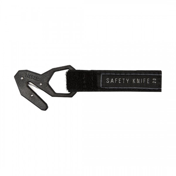 Mystic Safety Knife 2.0 With Pocket -KS Accessoires - Safety Knife 2.0 With Pocket - Mystic