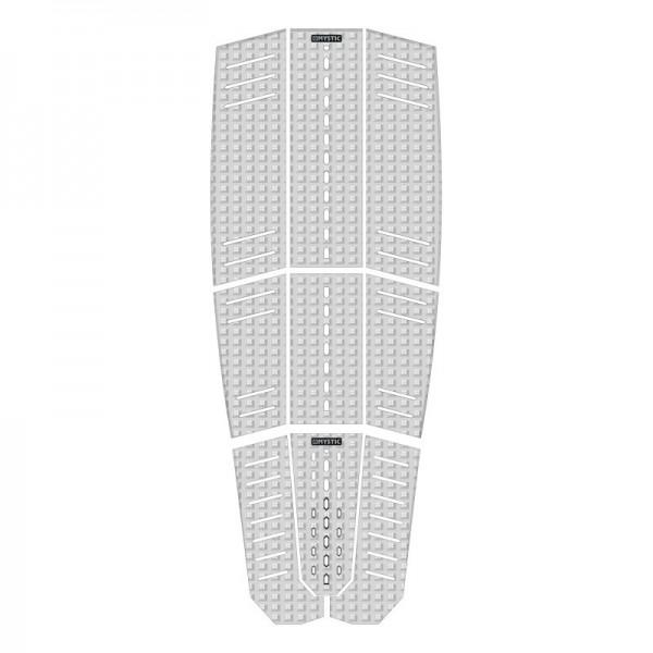 Mystic Guard Deckpad Stubby Shape White -Traction Pads - Guard Deckpad Stubby Shape White - Mystic