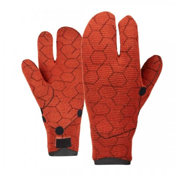 Mystic Supreme Glove Lobster 5mm -Handschoenen & Caps - Supreme Glove Lobster 5mm - Mystic