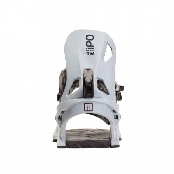 NOW Ipo Gray 2020 -Snowboardbindingen - Drive Gray Snowboard Binding 2020 - NOW Bindings
