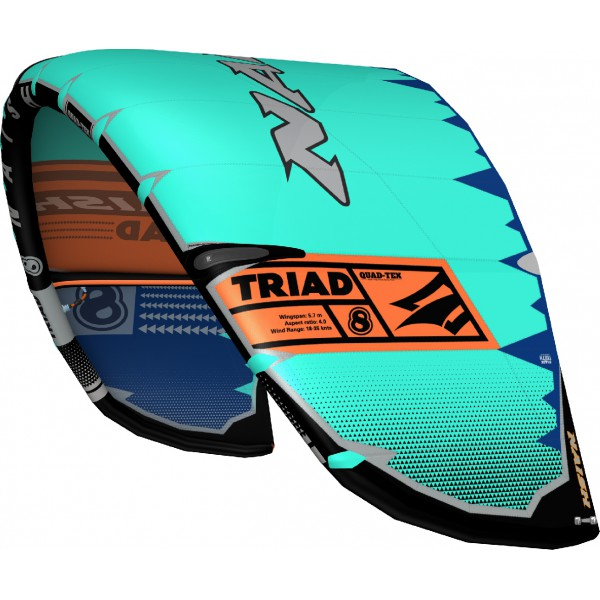 Naish Triad Pacific Blue 2021 -Kites - Triad Pacific Blue 2021 - Naish