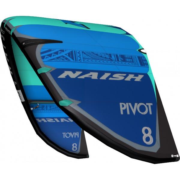 Naish Pivot Deep Blue/Blue 2021 -Kites - Pivot Deep Blue/Blue 2021 - Naish