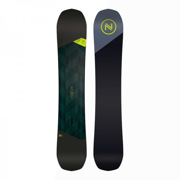 Nidecker Merc + Flow Fenix Black 2020 Set -Snowboardsets - Merc + Fenix Black 2020 - Nidecker