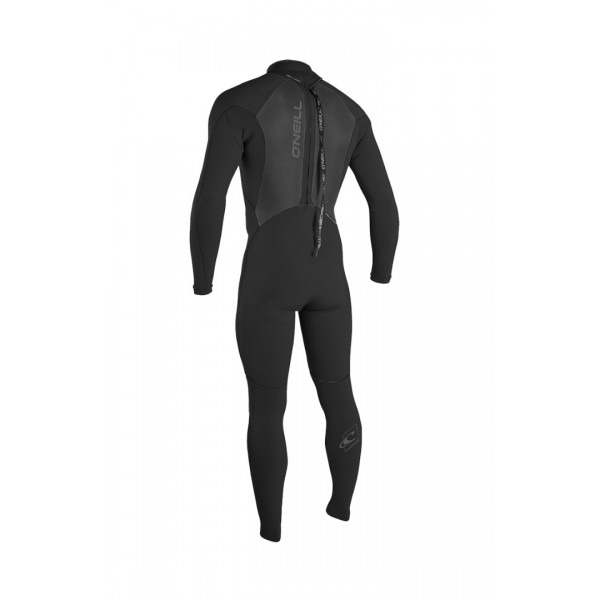 O'Neill Epic 5/4 Back Zip Black/Black