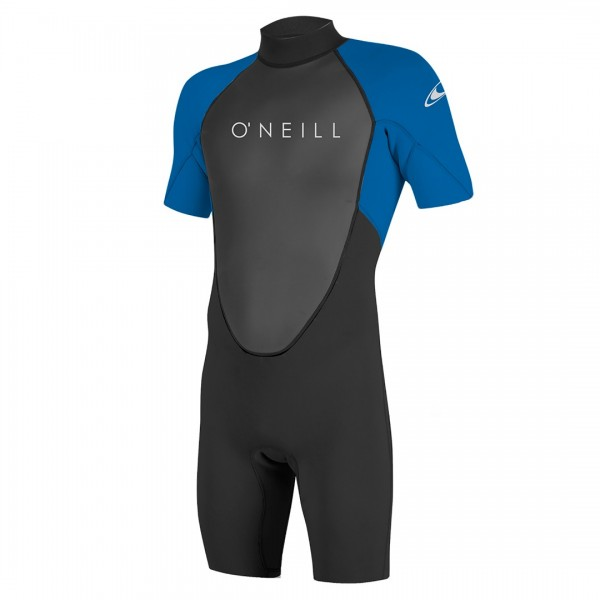O'Neill Reactor-2 2/2 Back Zip S-S Spring Black/Ocean