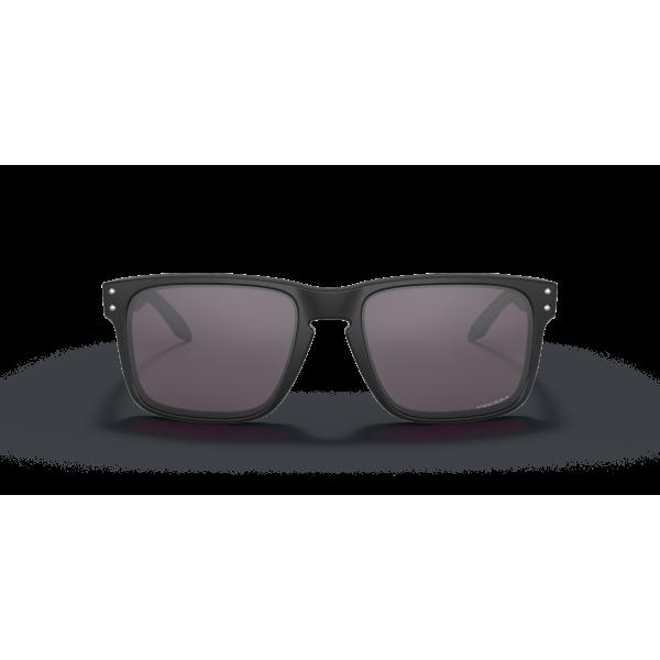 Oakley Holbrook Matte Black - Prizm Grey -Zonnebrillen - Holbrook Matte Black - Prizm Grey - Oakley