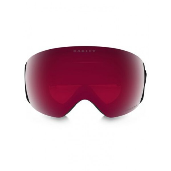 Oakley Airbrake XL Factory Pilot Blackout - Prizm Snow Jade Iridium + Prizm Rose Lens