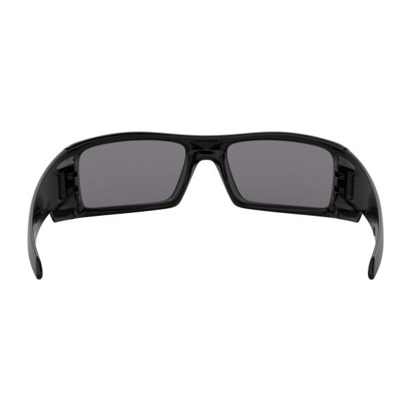 Oakley Gascan Polished Black - Grey Lens -Zonnebrillen