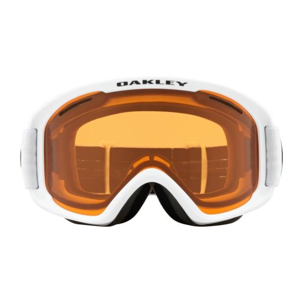 Oakley O Frame 2.0 PRO XM Matte White - Persimmon Lens -Goggles - O Frame 2.0 PRO XM Matte White - Persimmon Lens - Oakley