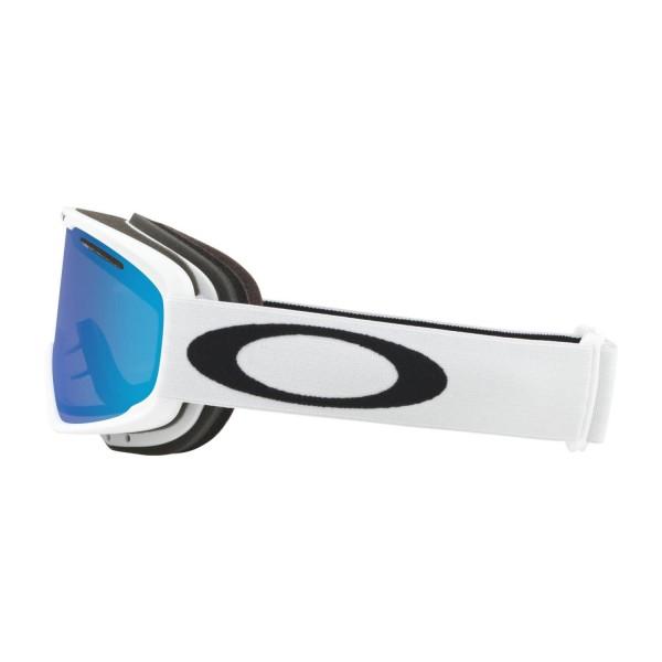 Oakley O Frame 2.0 PRO XM Matte White - Voilet Iridium Lens -Goggles - O Frame 2.0 PRO XM Matte White - Voilet Iridium Lens - Oakley