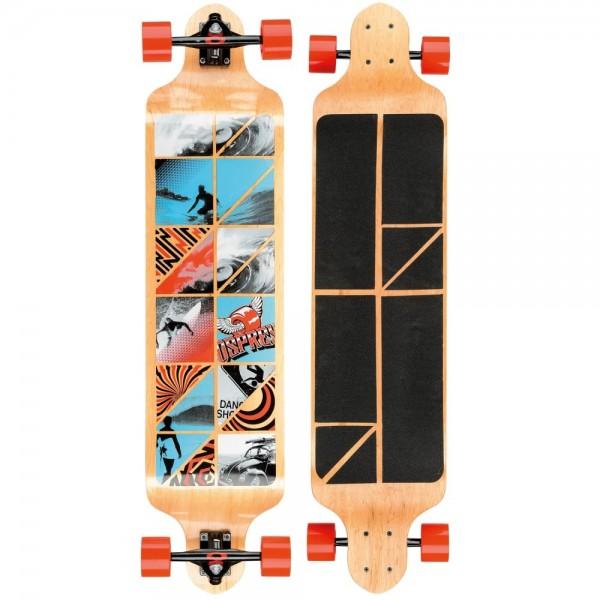 Osprey Cube 41 Longboard -Skateboards - Cube 41 Longboard - Osprey