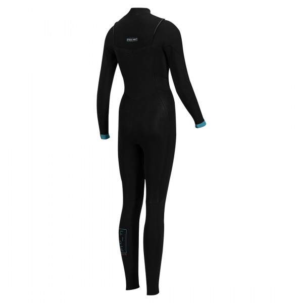 Prolimit PG Fire Frontzip 5/3 Black -Steamer Dames - PG Fire Frontzip 5/3 - Prolimit