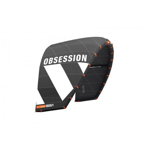 RRD Obsession Y26 2021 Black -Kites - Obsession Y26 2021 Black - RRD