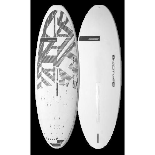 RRD 360 Evolution Softskin V4 with Daggerboard Y24 -Windsurfboards