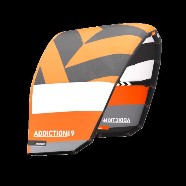 RRD Addiction MK6 Orange/Grey -Kites - Addiction MK6 Orange/Grey - RRD