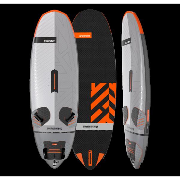 RRD Firestorm BlackRibbon V5 Y24 -Windsurfboards - Firestorm BlackRibbon V5 Y24 - RRD