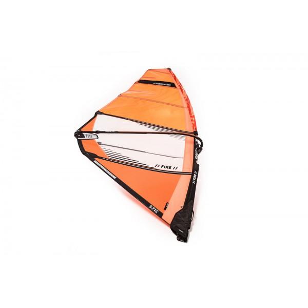 RRD Fire Y25 Orange -Zeilen - Fire Y25 Orange - RRD