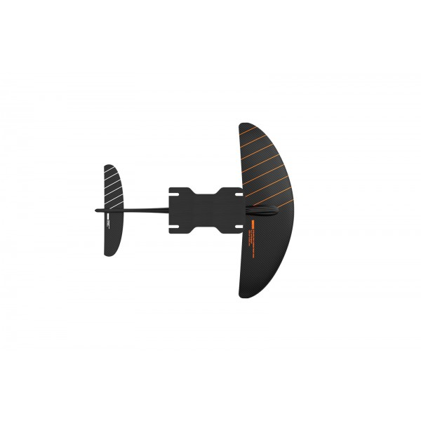 RRD Dynamic Pro Carbon SWK Alu Foil Set Y26 -Wing Foils - Dynamic Pro Carbon SWK Alu Foil Set Y26 - RRD