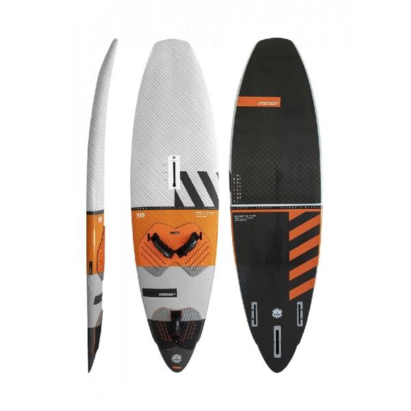 RRD Freestyle Wave BLKRBN Y25 -Windsurfboards - Freestyle Wave BLKRBN  Y25 - RRD