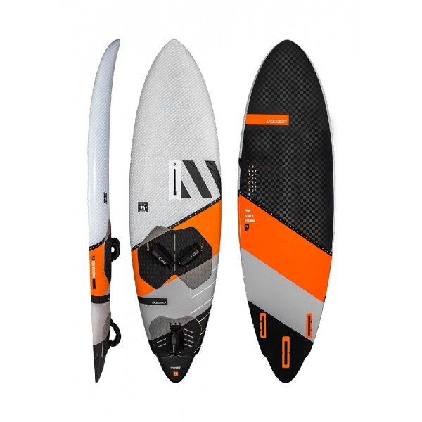 RRD Freestyle Wave BLKRBN Y26 -Windsurf Boards - Freestyle Wave BLKRBN  Y26 - RRD