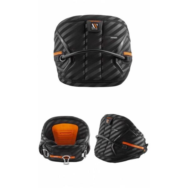 RRD Shift Pro Kitesurf Waist Harness Grey Y25 -Kitesurf Trapezes - Shift Pro Kitesurf Waist Harness Grey Y25 - RRD