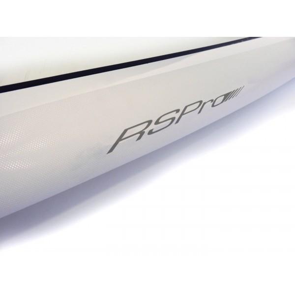 RSPro Clear Jumbo Pro Rail Protection -Railtape & Paddle Guards - Clear Jumbo Pro Rail Protection - RSPro