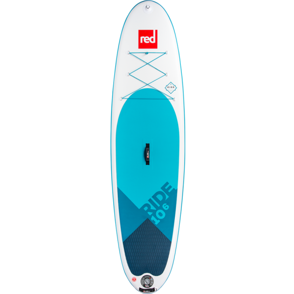 """Red Paddle Co Ride 10 6"""" MSL -SUP Boards - Ride 10 6"""" MSL - Red Paddle Co"""