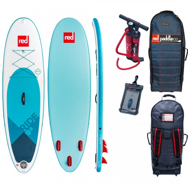 "Red Paddle Co Ride 9 8"" MSL -SUP Boards"