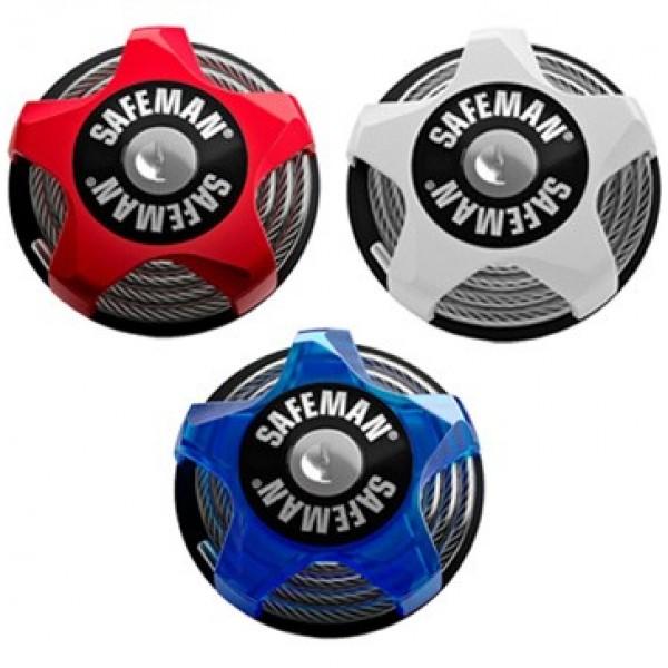 Safeman 2.0 Sportequipment Slot -Cadeautip - 2.0 Sportequipment Slot - Safeman