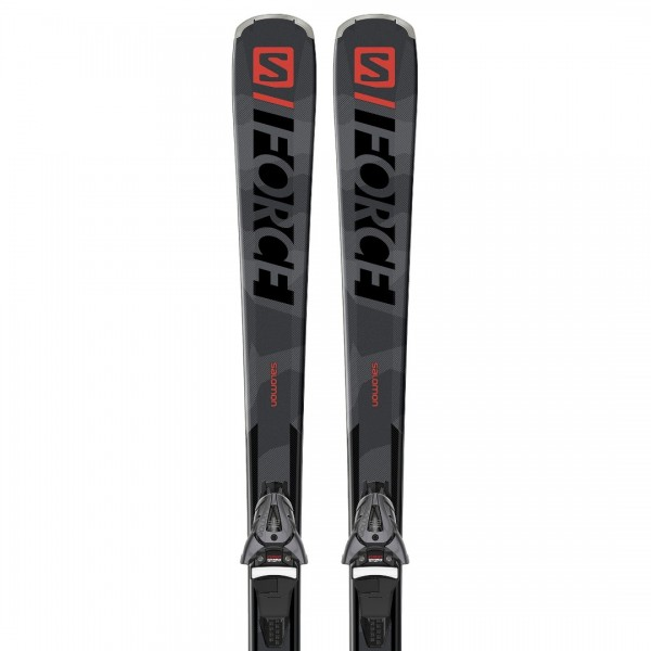 Salomon S/Force 7 + Z10 GW 2020 -Ski s - S/Force 7 + Z10 GW 2020 - Salomon
