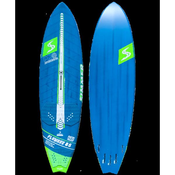 Simmer Flywave 2020 -Windsurfboards - Flywave 2020 - Simmer Style