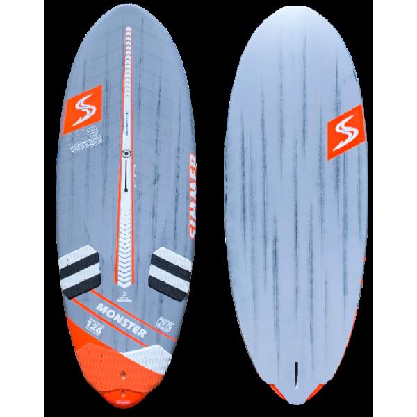 Simmer Monster 2020 -Windsurfboards - Monster 2020 - Simmer Style