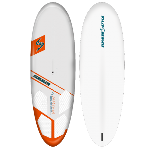 Simmer Mission 2020 -Windsurfboards - Mission 2020 - Simmer Style
