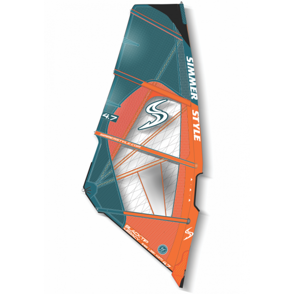 Simmer Blacktip Legacy 2020 -Zeilen - Blacktip Legacy 2020 - Simmer Style