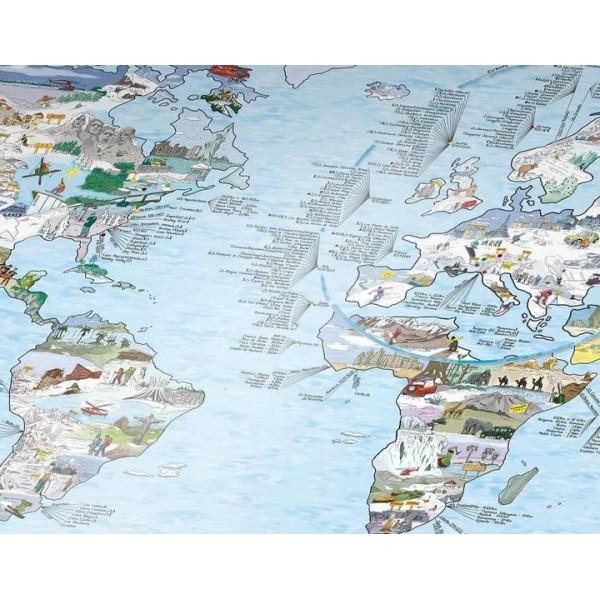 Snowtrip Map