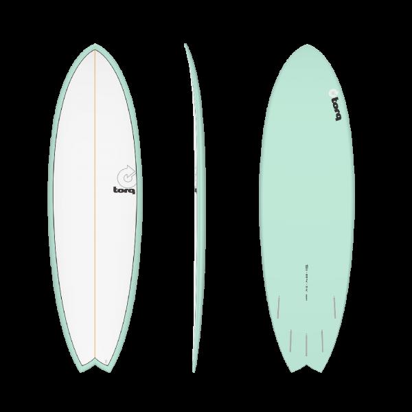 """Torq Surfboards 5 11"""" Fish -Surfboards - 5 11"""" Fish - Torq"""