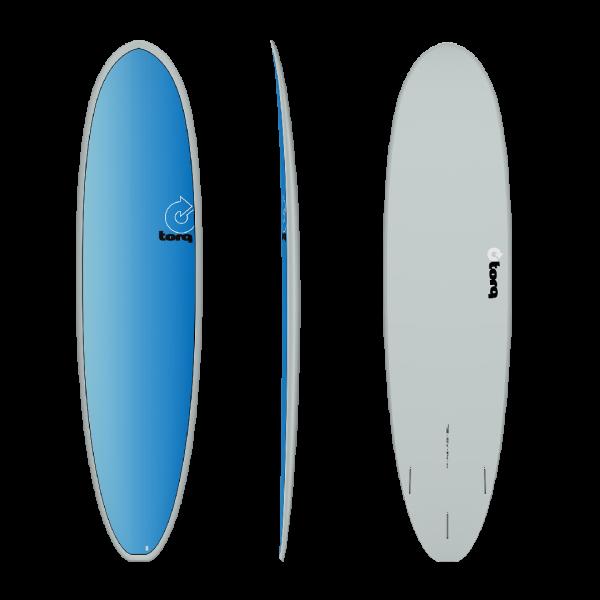 "Torq Surfboards 7 8"" V+ Funboard -Surfboards - 7 8"" V+ Funboard - Torq"