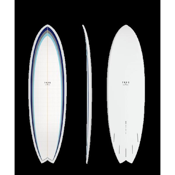 "Torq Surfboards 6'3"" Fish"